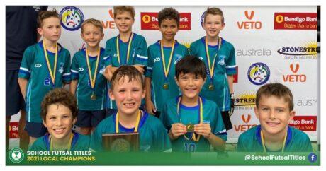 Futsal Titles Term 1 3