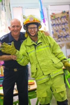 Noahs Ark Fireman Visit Term2 11