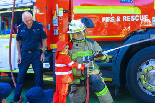 Noahs Ark Fireman Visit Term2 6