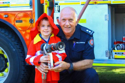 Noahs Ark Fireman Visit Term2 7