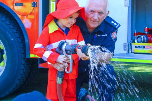 Noahs Ark Fireman Visit Term2 9