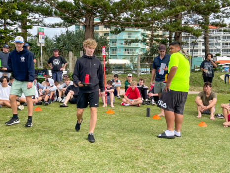 Year 10 Camp Highlights For Fb 12