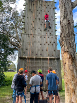 Year 10 Camp Highlights For Fb 16