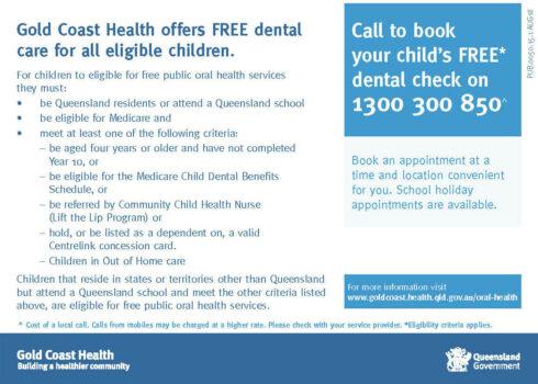Dental Van Info 2