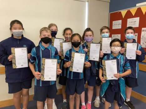 History Competition Winners 2