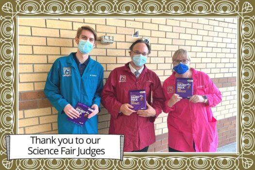 Science Fair 2021 Judges