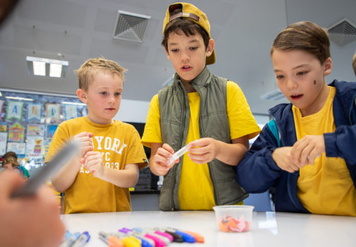 Year 2S Term 3 Science Incursion 6