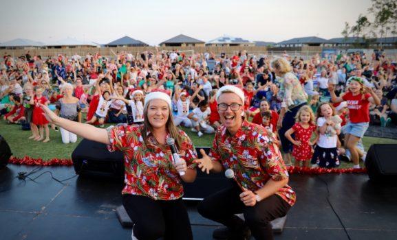 Christmas Concert News 9