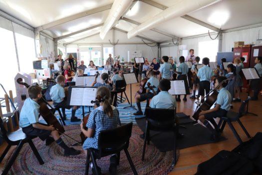 Music Open Rehearsal 10
