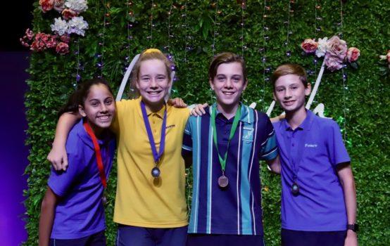 Swimming Winners 4