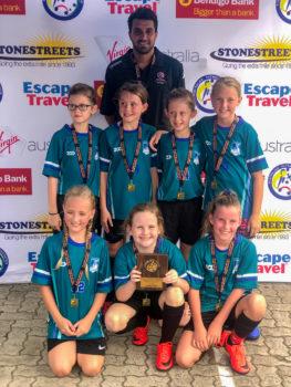 Futsal Girl Champs 1