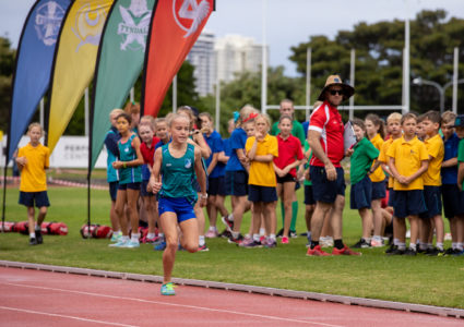 Primary Athletics Day1 11
