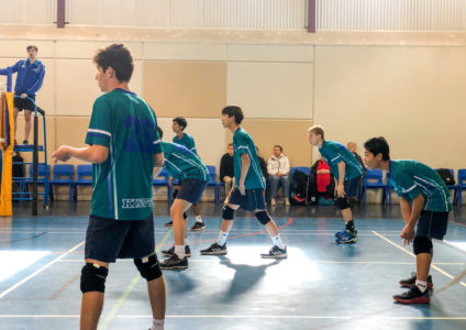 Volleyball Schools Cup 1