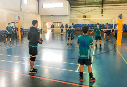 Volleyball Schools Cup 2