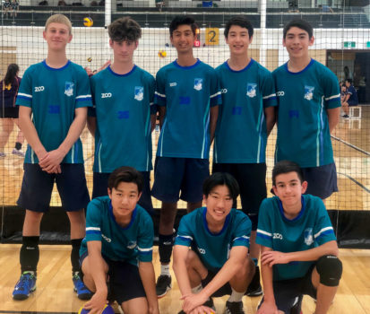 Senior Volleyball Cup 3