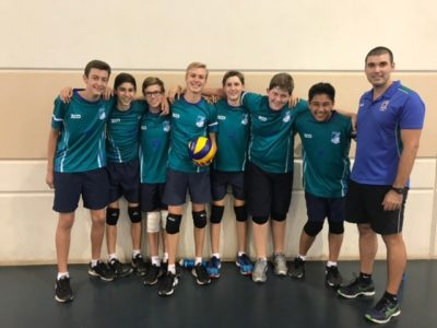 Isc Volleyball 2017 B