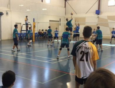 Isc Volleyball 2017 A