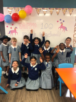 100 Days Students 2