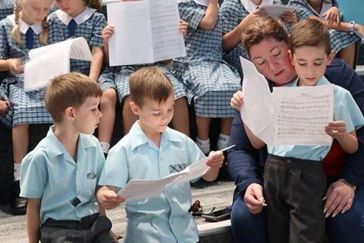 Choir Kpcjnr5