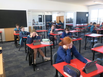 Online Learning Year 8