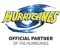 King's is an official partner of the Hurricanes