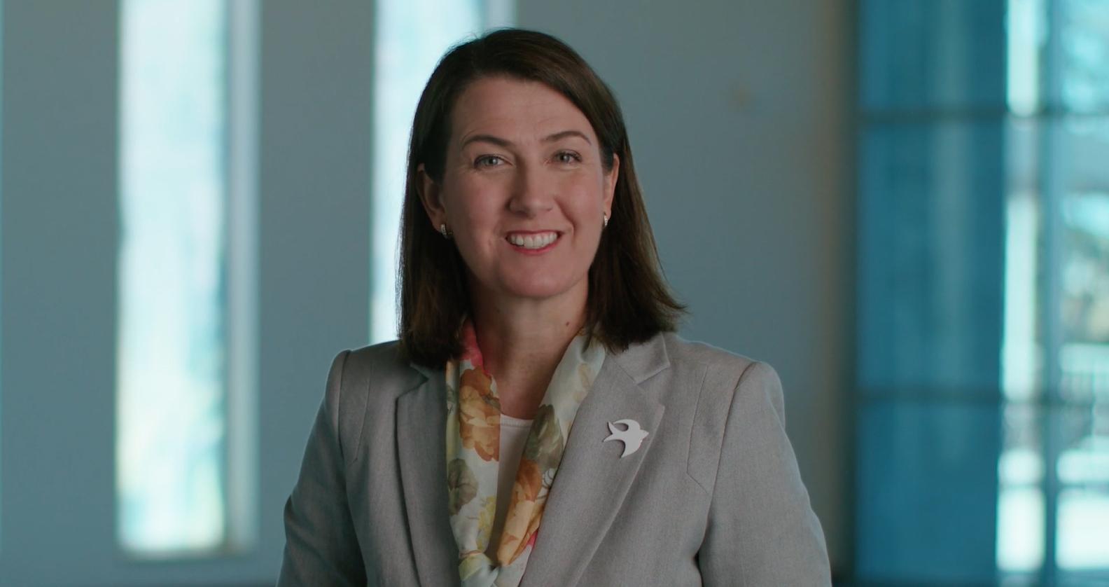 Cathy Hains, Deputy Principal Middle School