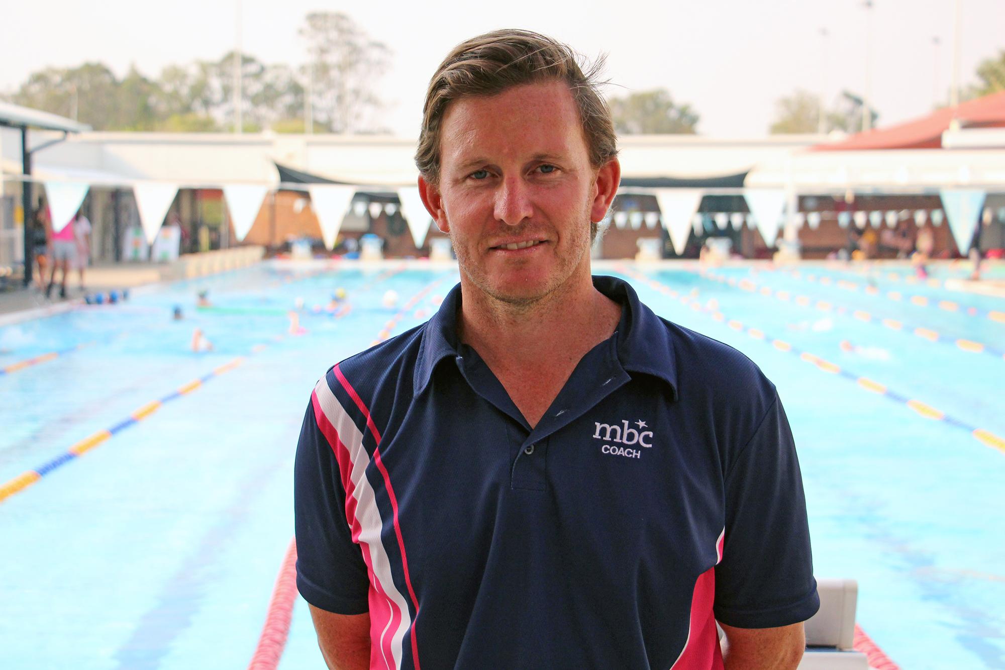 Acting Head Coach - Daniel Blackborrow
