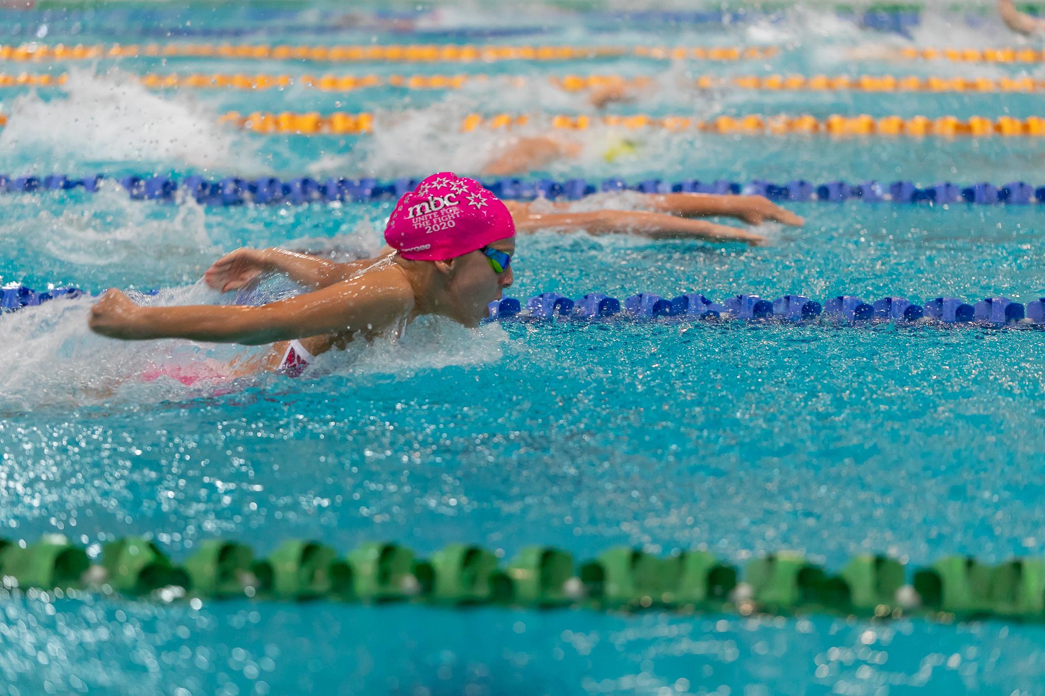 2021 QGSSSA Annual Swimming Camp