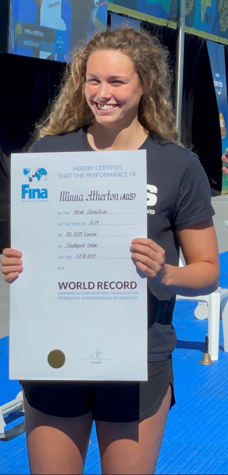 Moreton Bay College's FIRST World Record