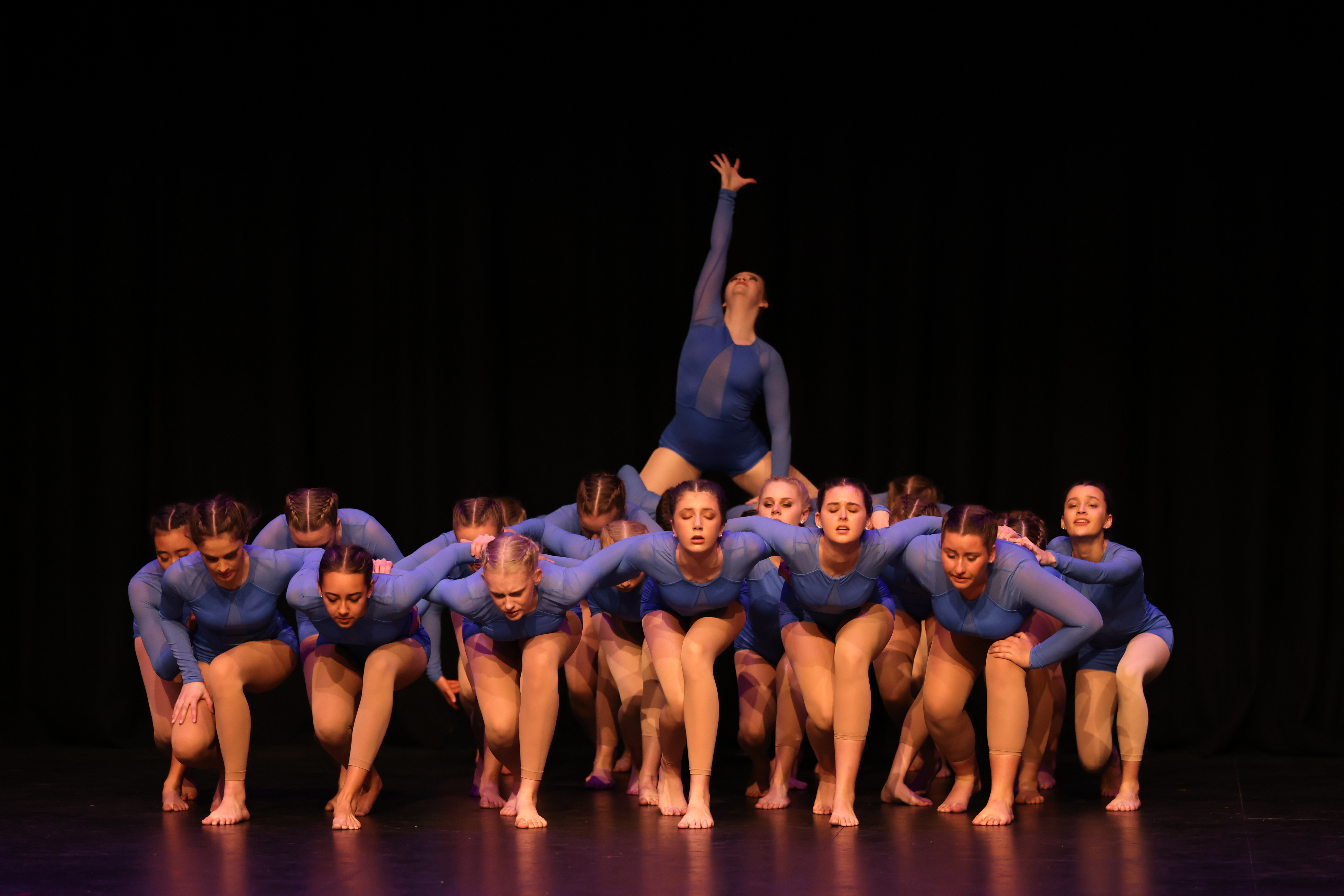 Moreton Bay College Dance Troupes in fine form after year long break