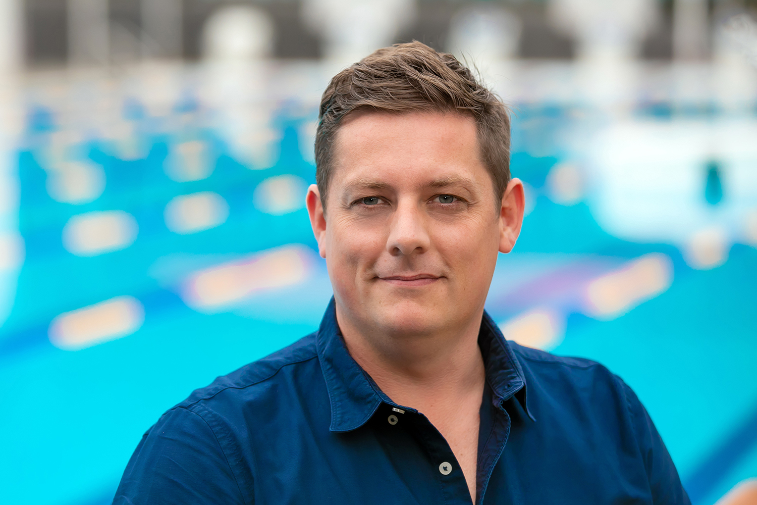 Mr David Lush - Director of Swimming