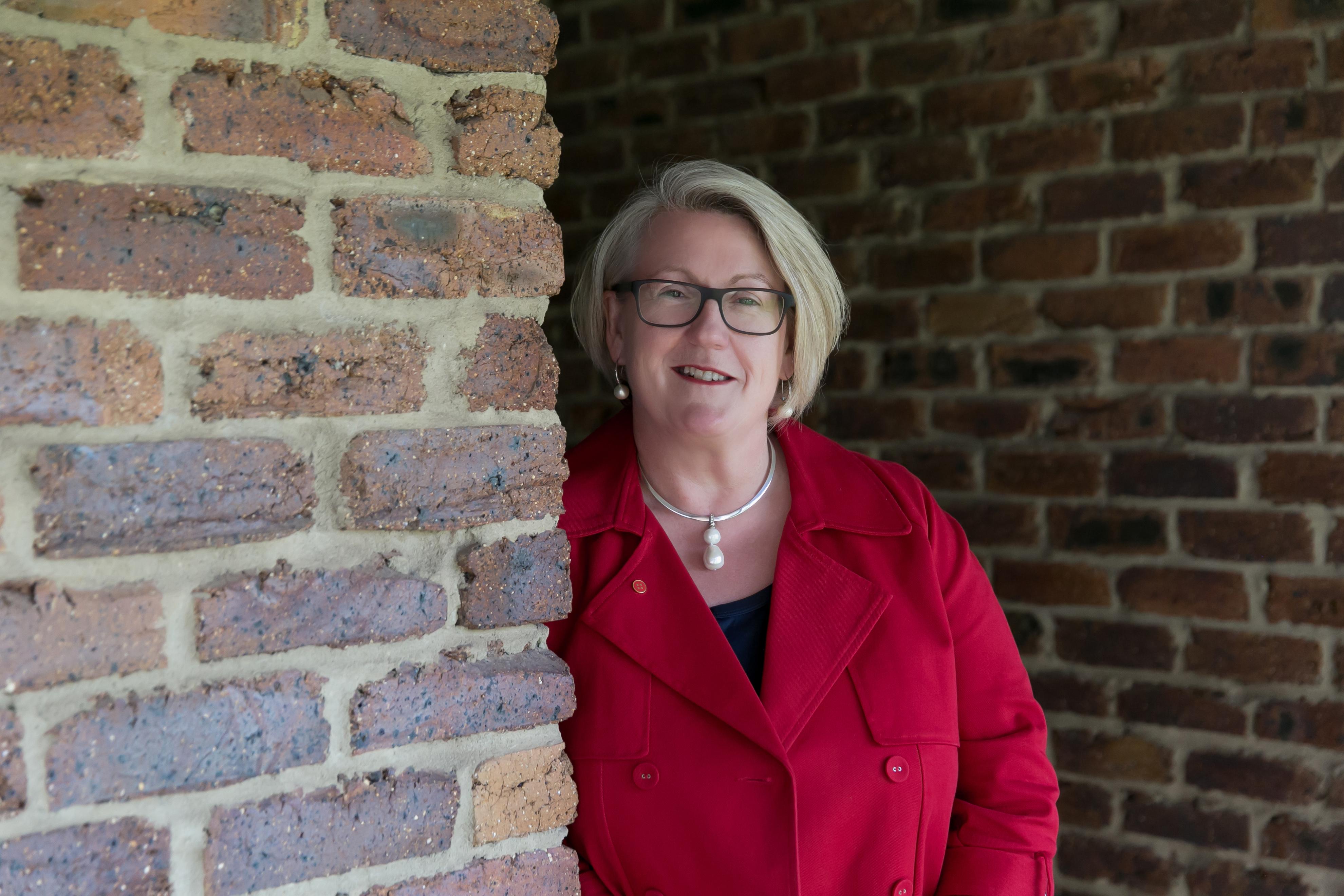 Mrs Janet Stewart   Principal