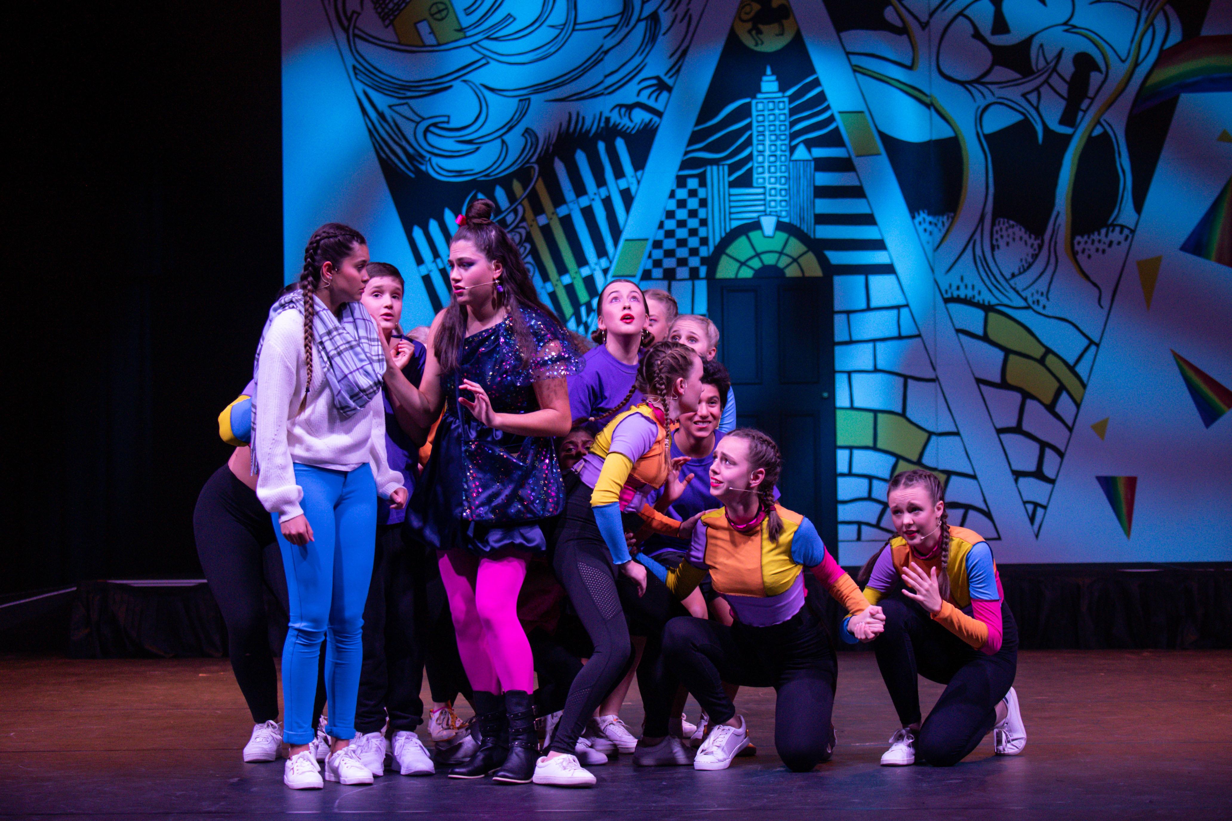 Drama, Dance and the Arts
