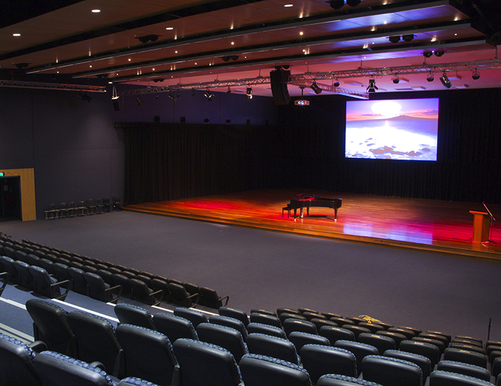 Music Centre and Power Family Concert Hall