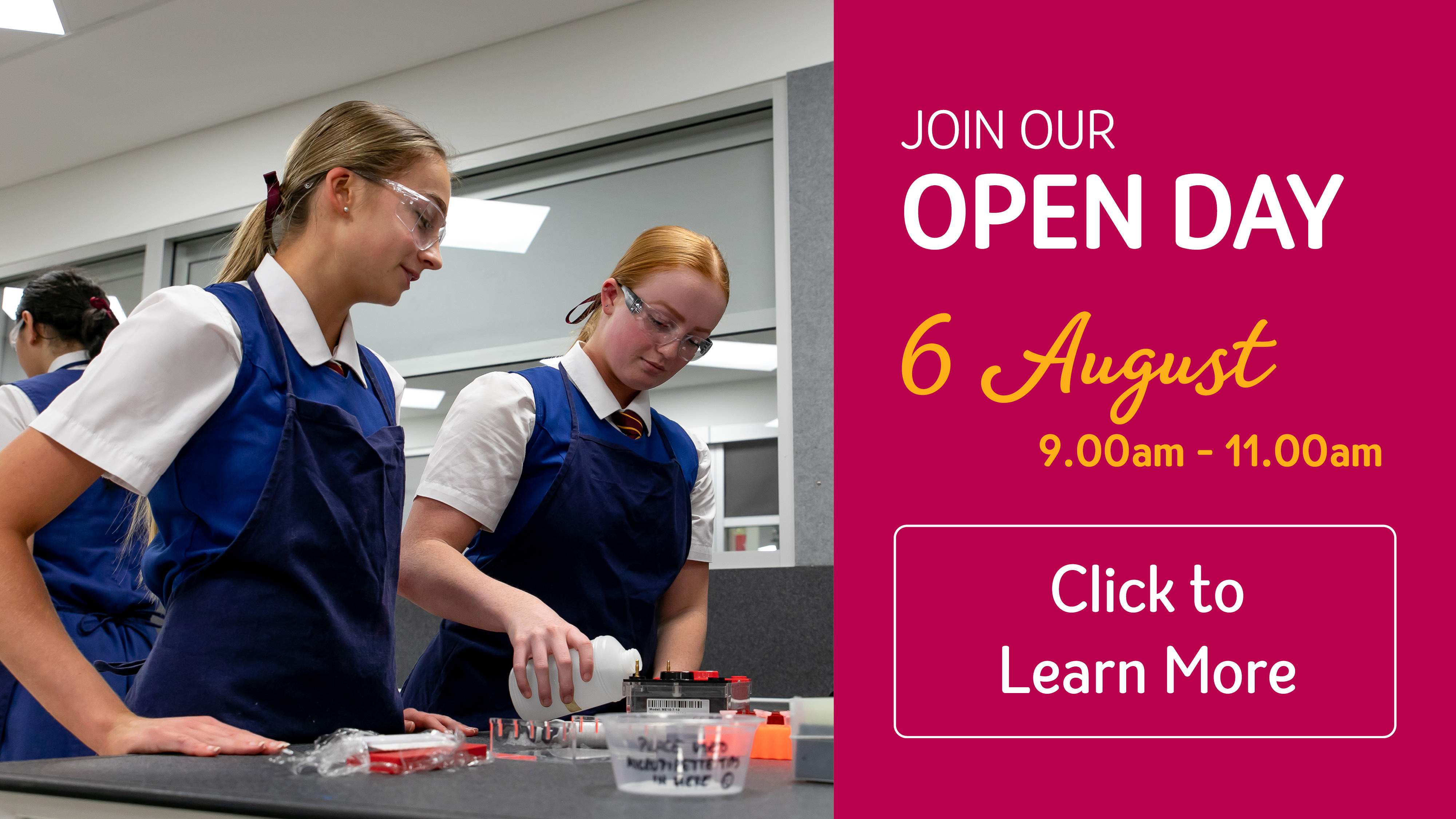 Open Day and Tours