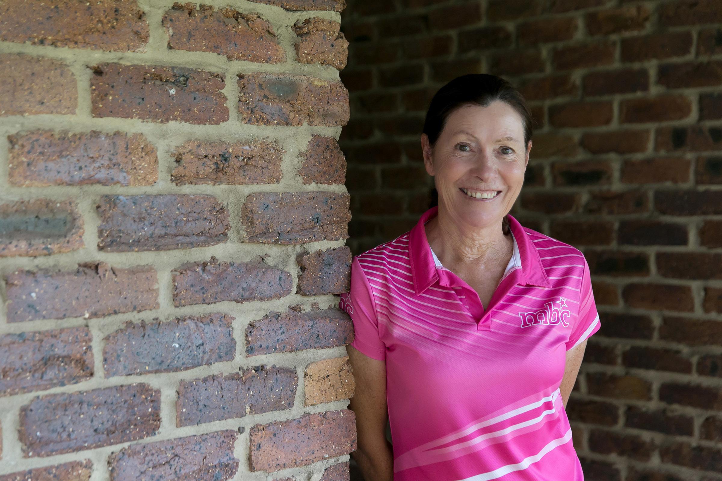 Mrs Susan Pavish   Director of Sport