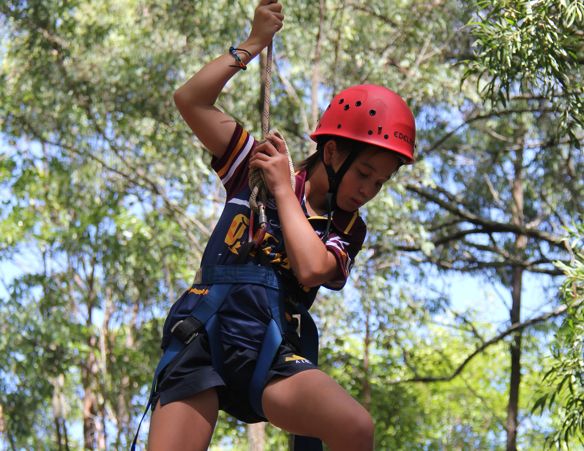 Year 7 Camp – Finding your fit