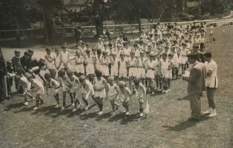 1952 Sports Day