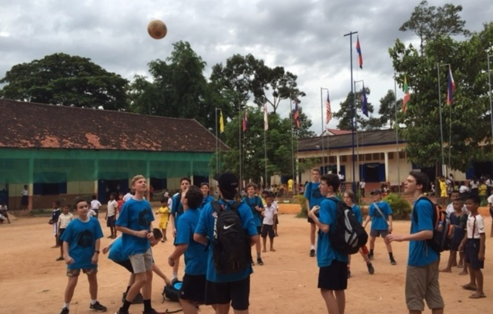Year 8 International Learning Journeys - Cambodia