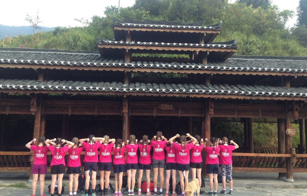 Year 8 International Learning Journeys - China Hill Tribes