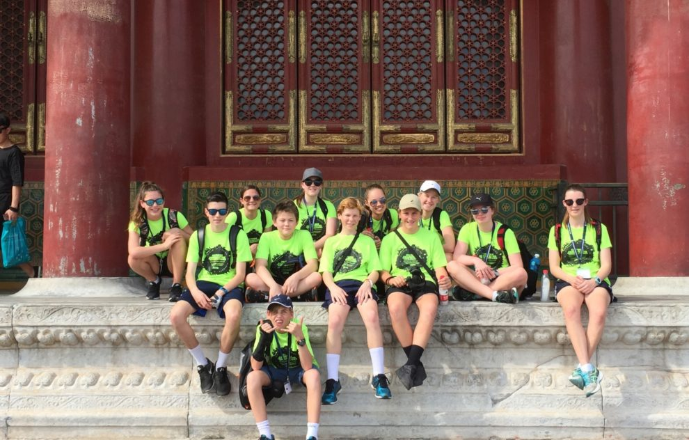 Year 8 International Learning Journeys - Beijing