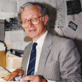 James Rundle School Historian 1987
