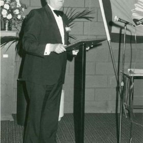 1987 Frank Smudger Smiths Farewell Address