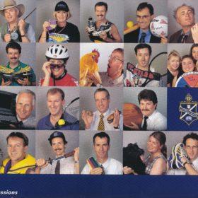 1998 Staff Passions