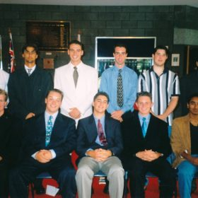 1998 Work Experience Placements