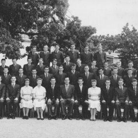 Boarders 1958