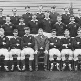 Football Team 1966