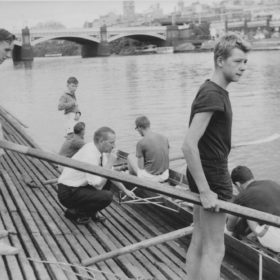 Rowing 1959