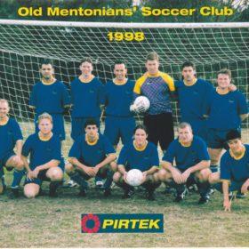 Old Mentonians Soccer Club 19985