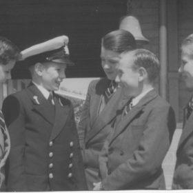 Michael Taylor 1952